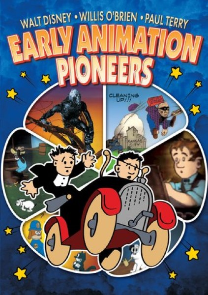 Early Animation Pioneers (DVD)