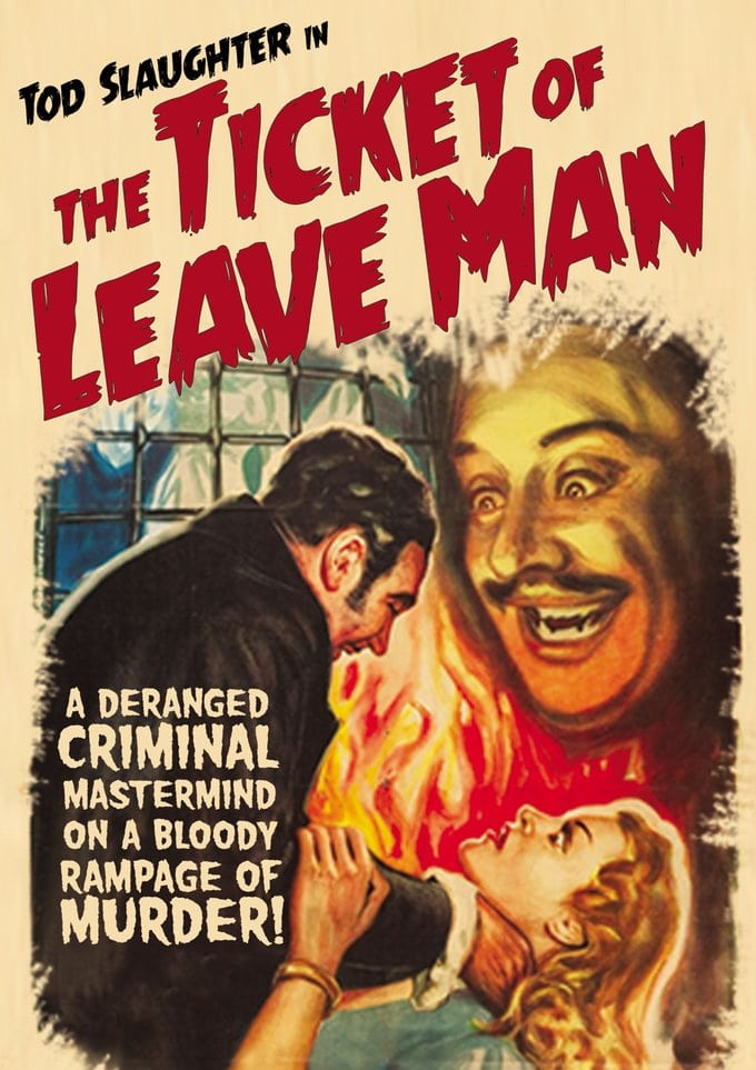The Ticket Of Leave Man (DVD)