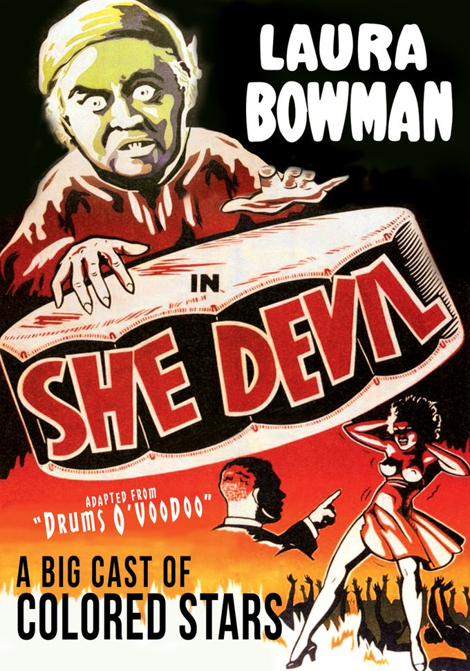 She Devil (DVD)